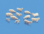 5110 Modelscene: OO ANIMALS  Sheep & Lambs